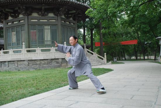 太极拳技击包含老子哲学 - 双丰收 - 双丰收博客小屋