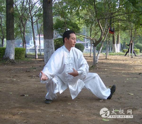 张志俊讲陈氏太极拳推手 - 双丰收 - 双丰收博客小屋