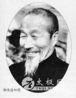 郑悟清论拳 - 双丰收 - 双丰收博客小屋
