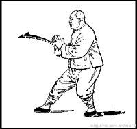 """太极名家诠释杨氏传统太极拳""""揽雀尾?按""""之异同 - 双丰收 - 双丰收博客小屋"""
