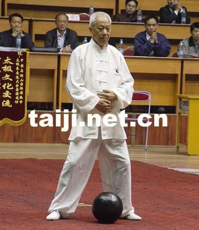 摔跤莽汉滋七旬翁试牛武术新闻太极网