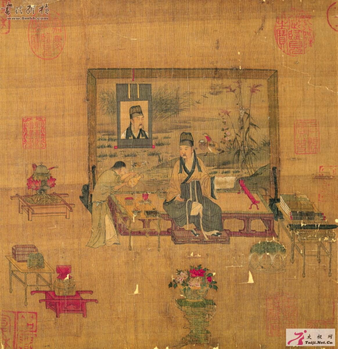 [转载]中国古代养生格言