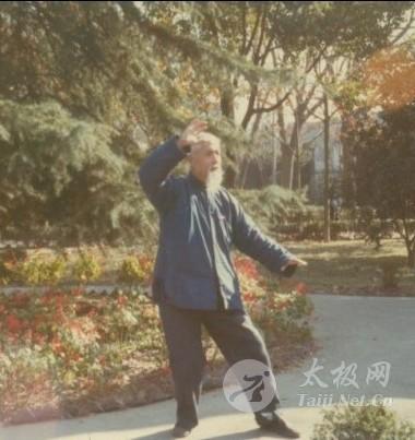 古琴太极大师吴兆基先生图片