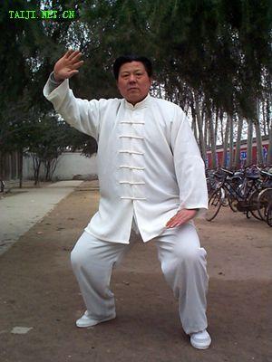 专辑:陈氏56式太极拳教学 王二平陈氏太极拳老架一路教学14图片