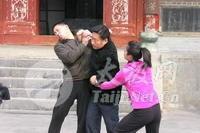 陈小旺校长回家了-太极网-中华太极拳网-中华太